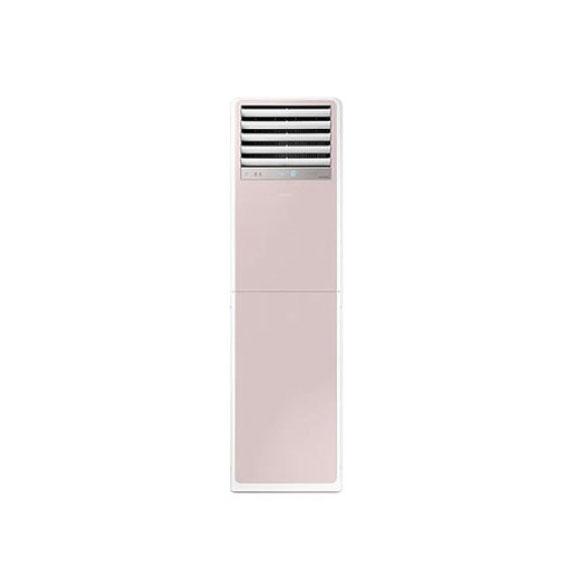@[삼성] 비스포크 스탠드형 인버터 중대형 냉난방기 30평형 핑크 220V