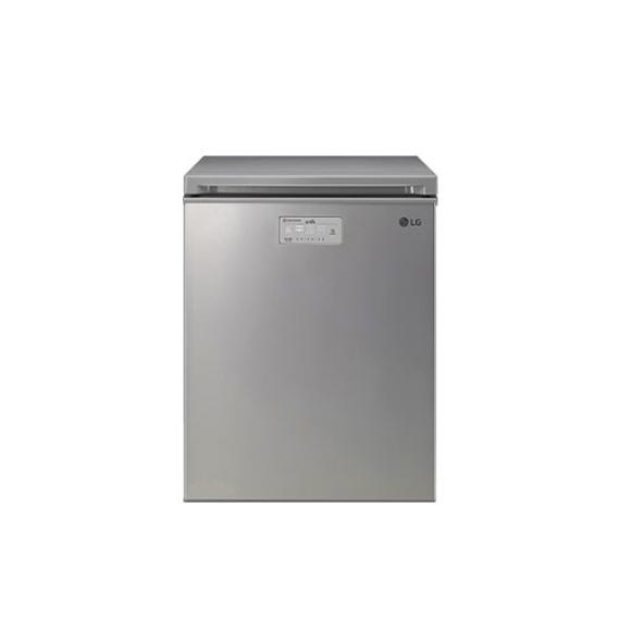 @[LG] 디오스 김치톡톡 뚜껑형 김치냉장고 128L 샤이니퓨어 (K130SS12E)