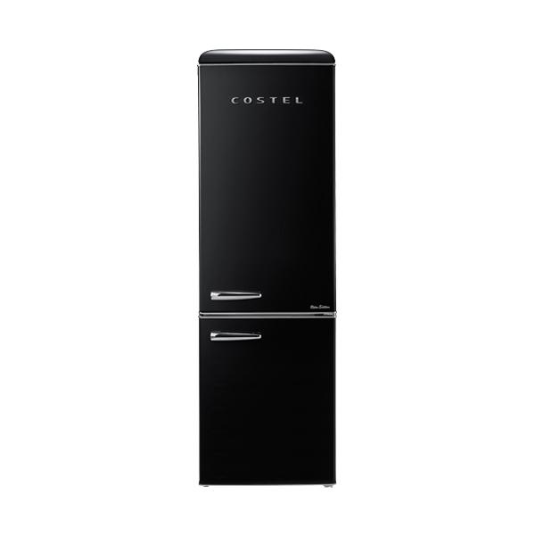 @코스텔 냉장고 300L (블랙)
