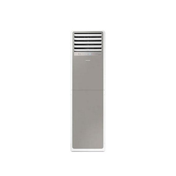 @[삼성] 비스포크 스탠드형 인버터 중대형 냉난방기 30평형 그레이 220V