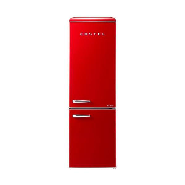 @코스텔 냉장고 300L (레드)