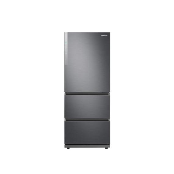 @[삼성] 김치플러스 스탠드형 김치냉장고 3도어 RQ33T7103S9 328L