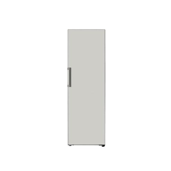 @[LG] 오브제컬레션 컨버터블 패키지 김치냉장고 324L 그레이 (Z320MGS)
