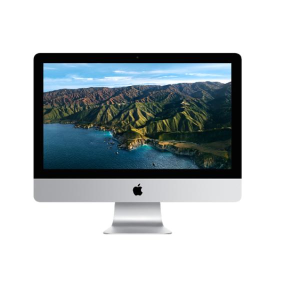 Apple iMac 아이맥 21.5형 i3 [그래픽: Redeon Pro 550X] 256GB / MHK23KH/A (36개월)