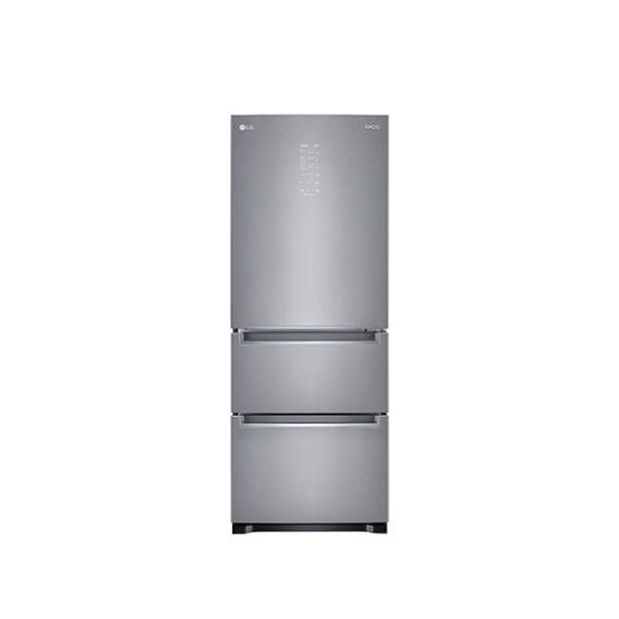 @[LG] 디오스 김치톡톡 스탠드형 김치냉장고 327L 샤이니사피아노 (K330SN19E)