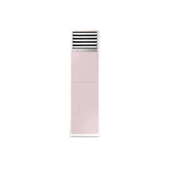 @[삼성] 비스포크 스탠드형 인버터 중대형 냉난방기 30평형 핑크 380V