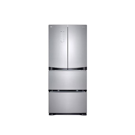 @[LG] 디오스 김치톡톡 스탠드형 김치냉장고 402L 스타리샤인 (K410TS14E)