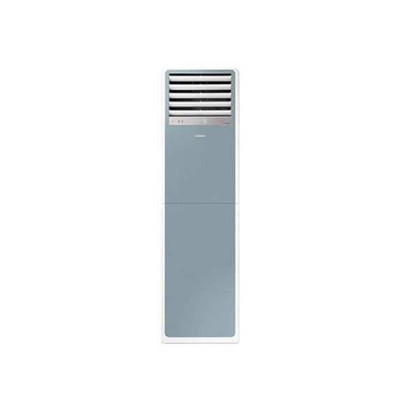 [삼성] 비스포크 스탠드형 인버터 중대형 냉난방기 30평형 블루 220V