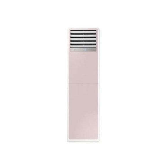 @[삼성] 비스포크 스탠드형 인버터 중대형 냉난방기 23평형 핑크 220V