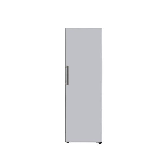 @[LG] 오브제컬레션 컨버터블 패키지 김치냉장고 324L 글라스 실버 (Z320GS)