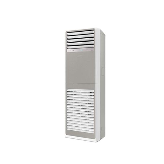 @[삼성] 비스포크 스탠드형 인버터 중대형 냉난방기 40평형 그레이 380V