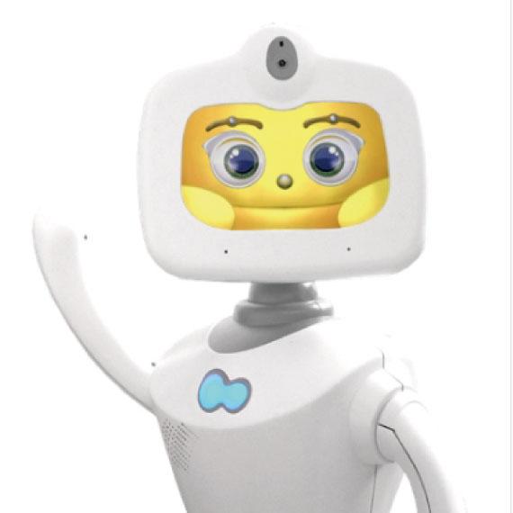 @[한컴로보틱스] 인공지능 홈로봇 토키(Toki)