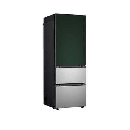 @[LG] 오브제컬렉션 스탠드형 김치냉장고 323L 그린실버