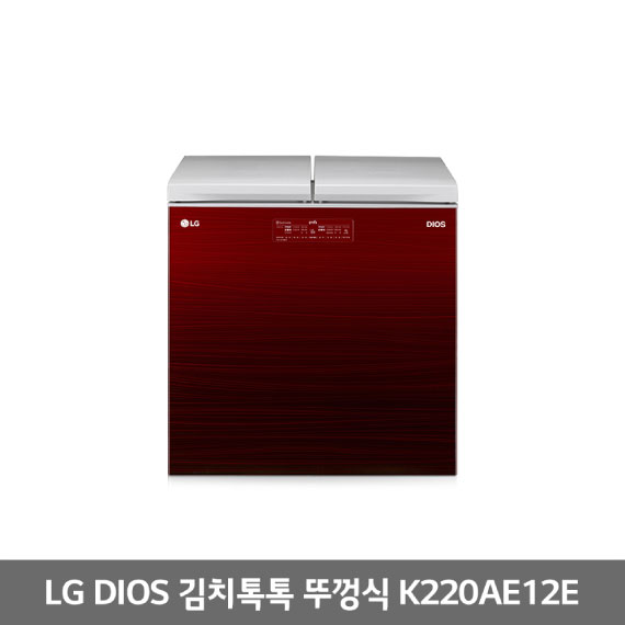 @[LG] 디오스 김치톡톡_219L_K220AE12E
