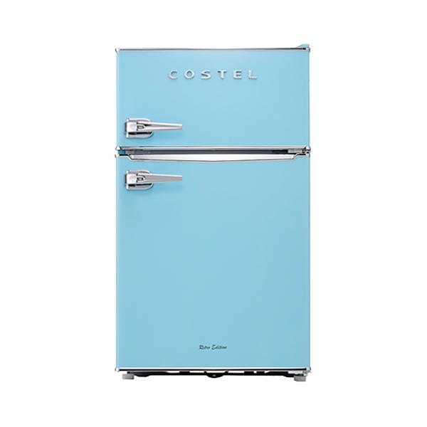 @코스텔 냉장고 86L (블루)