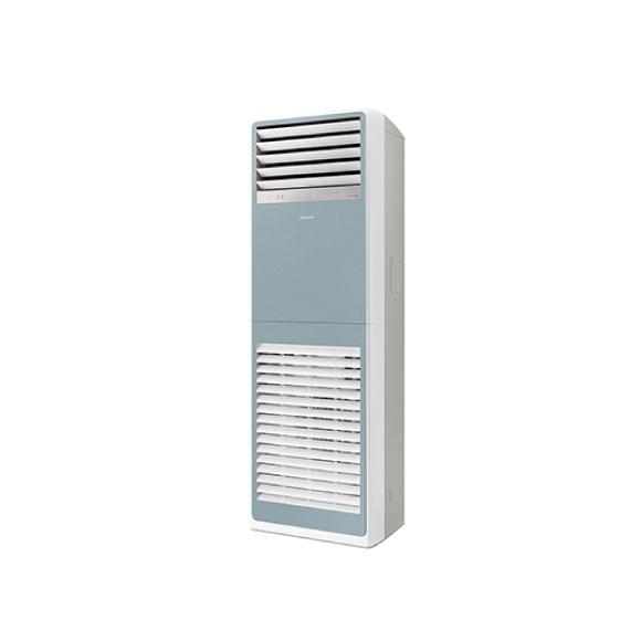 @[삼성] 비스포크 스탠드형 인버터 중대형 냉난방기 40평형 블루 380V