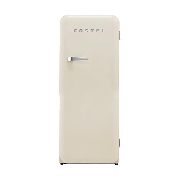 @코스텔 냉장고 281L (아이보리)