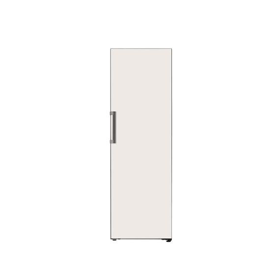 @[LG] 오브제컬레션 컨버터블 패키지 김치냉장고 324L 베이지 (Z320GB)