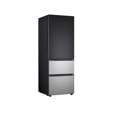 @LG오브제컬렉션 스탠드형 김치냉장고 323L 블랙실버