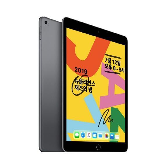 @애플 iPad 10.2인치 128GB Wi-Fi _ 스페이스 그레이